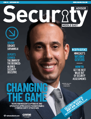 Security Advisor Middle East | Issue 51