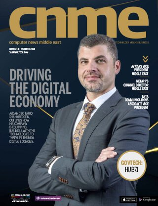 Computer News Middle East | Driving the digital economy | October 2020