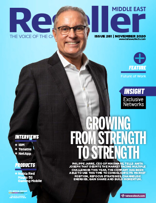 Reseller Middle East | November 2020 | Cover
