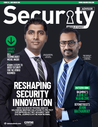 Security Advisor Middle East | November 2020 | Cover